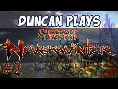 Neverwinter - Part 2 - Where's my pants? (feat. Sjin and Lewis)