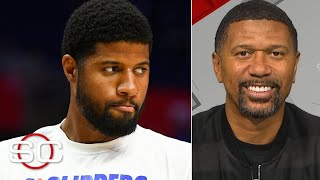 Jalen Rose is excited for Lakers vs. Clippers, talks concern for Zion Williamson | SportsCenter