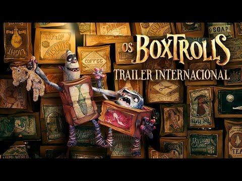 Os Boxtrolls - Trailer Internacional - Dublado HD