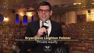 Palmarès du Droit 2021 - Bryan Cave Leighton Paisner - Private equity