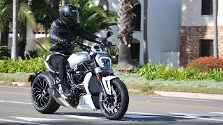 2019 Xdiavel S First Ride and Review!