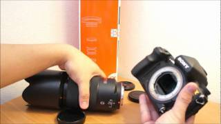 Sony 70-300mm G SSM Quick Review.