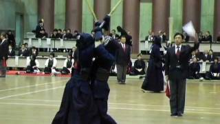 帝京大学剣道部「第12回関東女子学生剣道新人戦大会」