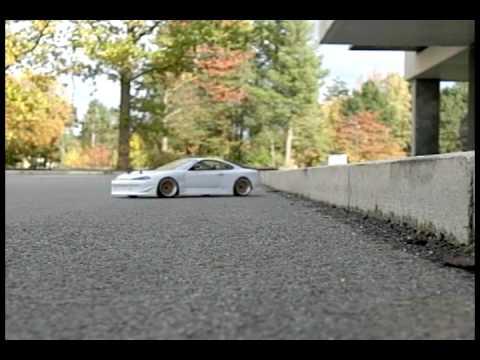 Rc Ebisu Drift - Slowmotion
