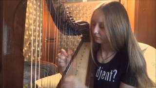 ANIMALS AS LEADERS - On Impulse (harp cover)