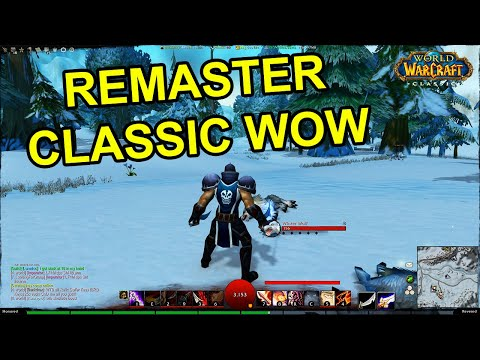 Download  How to Completely Remaster Classic WoW With Graphics Macros & Addons Gratis, download lagu terbaru