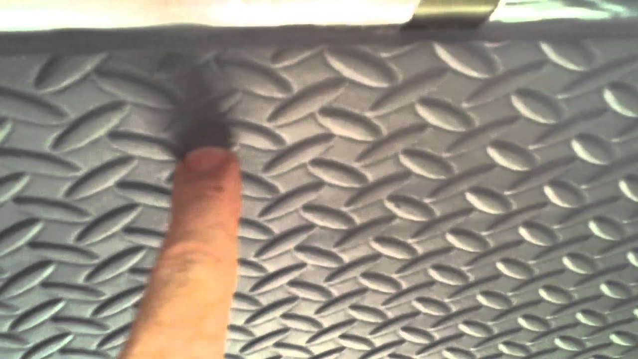 Peel Amp Seal And Foam Mat Roof Dampening Aka How To Sound