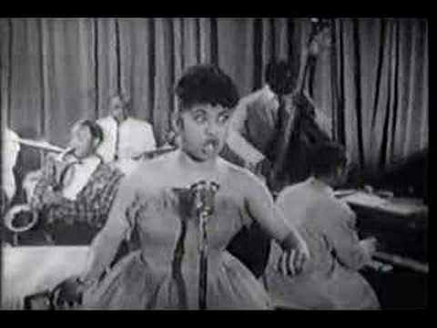 Ruth Brown - Teardrops From My Eyes Video