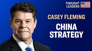 China's Communist Party Uses All Sectors to Wage War on the US; The US Must Respond—Casey Fleming