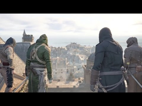 Assassin's Creed Unity - Experience Trailer 1