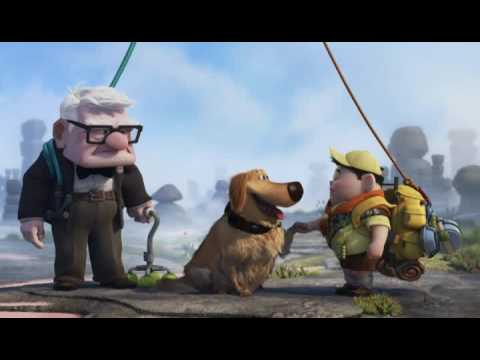 Up - Dug the Talking Dog -