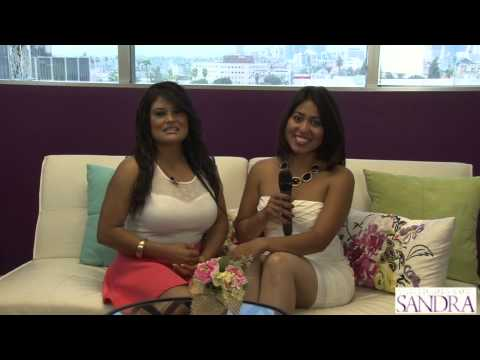 Variedades Con Sandra - Miss Independencia El Salvador ANNOUNCEMENT