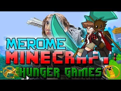 #merome Webcam Minecraft: Hunger Games W mitch! Game 572 video