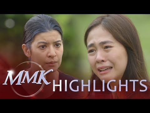 MMK 'Cards': Rosela reconciles with her mother