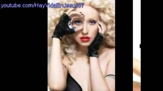 Cristina Aguilera Satanica NOT MY SELF TONIGHT(mensajes subliminales)