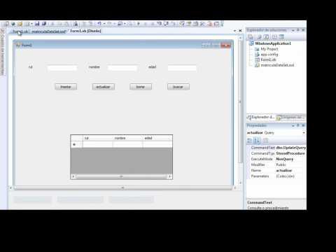 Modificar,insertar,eliminar,buscar datagridview en vb.net