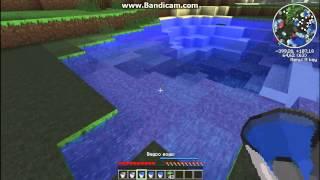 Как сделать бесконечный источник воды в minecraft.