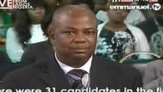 SCOAN 08/06/14: Emmanuel TV God In Your Home: Family Blessed By Watching Emmanuel TV