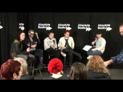 My Chemical Romance: Question and Answer Interview