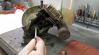 1955 REO  ENGINE   3300J PART#1