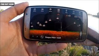 Deeper: How to Locate Fish using the Deeper Smart Sonar