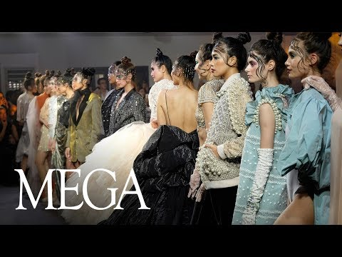 Everything You Missed At The MEGA Fashion Week 2018