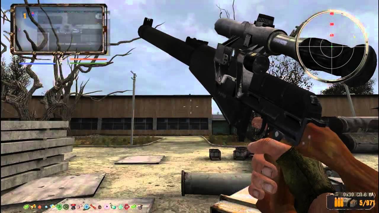 STALKER  Народная Солянка от Архары 2010 PC