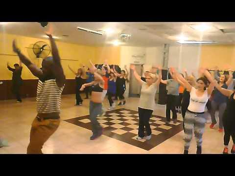 Zumba em Buenos Aires - Argentina - Jacaré Dance Europa - 01/10/2014 - P1020005