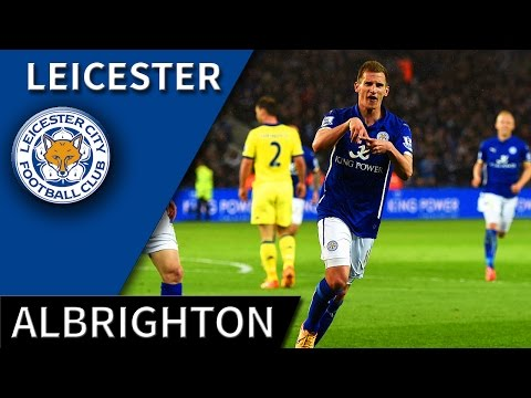 "Marc Albrighton | ""The Superstar"" 