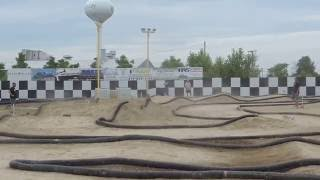 Nitro Buggy Heat 2 Group 3 Jax Trax RC Raceway 7-2-2016