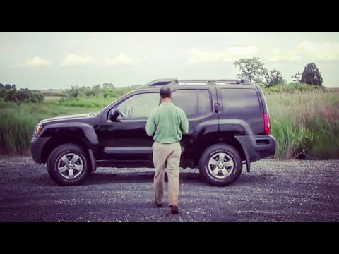 2013 Nissan Xterra -- Test Drive and Review