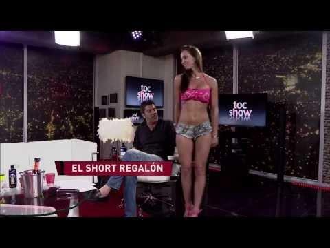 Francisca Undurraga, Flavia y Jesica Alonso muestran sus pantalones y short favoritos en #tocshow