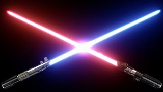 New Form of Matter - (Lightsabers??)