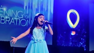 "Whitney Houston ""Greatest Love of All"" - Cover by Angelica Hale for CMN Hospitals"