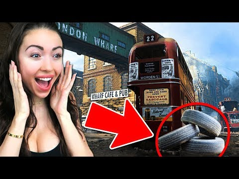 WILL THEY FIND US!? - Prop Hunt in Call of Duty WW2