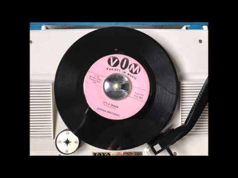 Jordan Brothers - It's a shame (60'S GARAGE BEAT ROCKER)