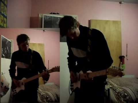 paramore album cover riot. (guitar cover). Paramore
