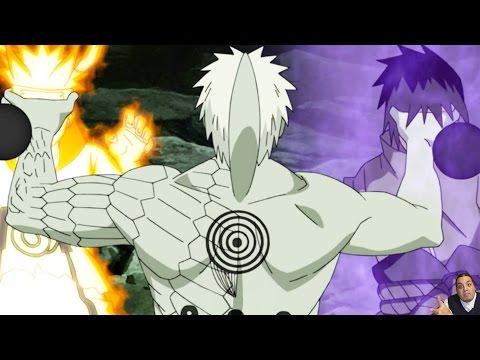 Naruto Shippuden Episode 378 -ナルト- 疾風伝 Review -- Obito Becomes Sage of Six Paths Juubi Jinchuuriki