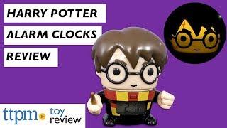 Harry Potter Bulbotz Alarm Clocks from ClicTime