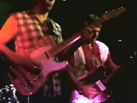 George Worthmore and The Divebombers - Hurricane- NYC 1996