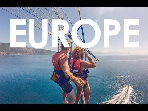Europe Travel | 22 Countries in 46 Days