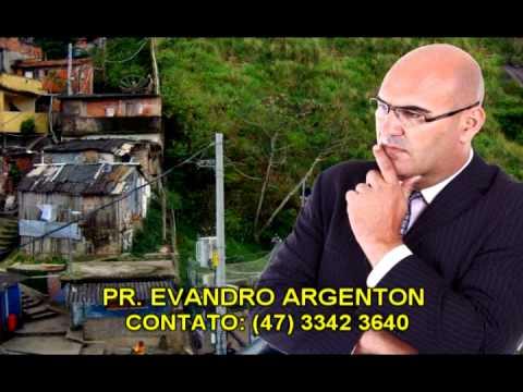 PREGAÇÃO CHOCANTE — BATALHA ESPIRITUAL — PR. EVANDRO ARGENTON