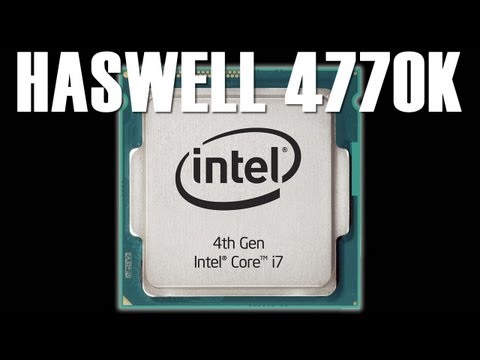 Intel 4770K CPU Review Haswell 1150 Z87 Review