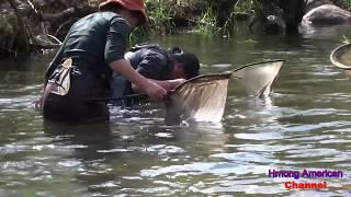 Hmong Lao Fishing @ Laos 2018 Episode 1