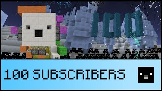 100 SUBSCRIBERS: PINGIPUCK DOOR (Minecraft 1.9)