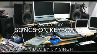 download lagu How To Play Babu Ji Dheere Chalna On Keyboard gratis