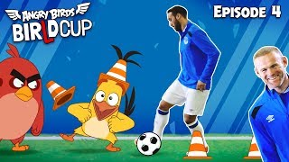 Angry Birds - BirLd Cup | Obstacle Course - Ep.4