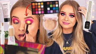 FULL FACE OF NEW MAKEUP!! SEPTEMBER 2019