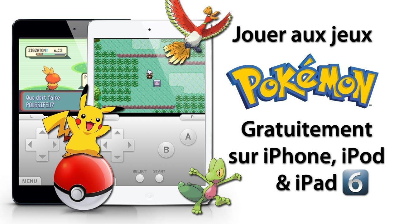 application ipod jeux gratuit