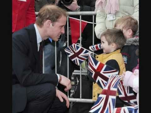 Prince William & Princess Madeleine